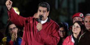 Maduro'dan Çağrı: Meydanlara İnin
