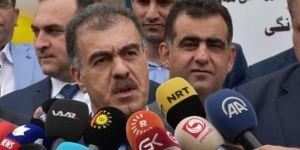 Dizayi: PKK ve PDK-İ'den isteğimiz kimseye saldırı gerekçesi vermesin