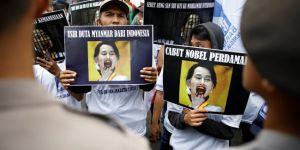 BM:10 bin Arakanlı Müslüman'ın öldürüldü