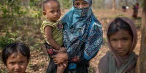 Uluslararası Ceza Mahkemesi Rohingyalar için soruşturma başlattı