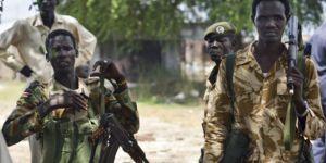 Güney Sudan'da insani kriz