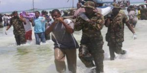 Tanzanya'da gemi battı:En az 42 ölü, 200 kayıp