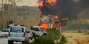 Libya Şiddete esir edildi: 106 ölü!