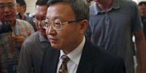 Çin: ABD bıçağı boğazımıza dayadı
