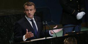 Macron: ABD, Suriye konusunda değişti