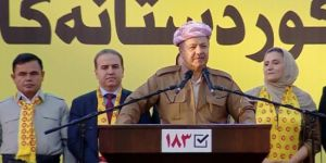 Barzani: Güçlü Kürdistan'ın kurulması PDK'nin amacıdır