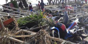 Endonezya'daki depremde ölü sayısı 380'i aştı