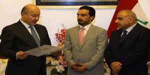 Berhem Salih erka avakirina hikûmeta nû ya Iraqê da Adil Ebdulmehdî