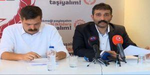 HDP'li iki vekil partiden ayrılıp TİP'e katıldı