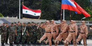 SURİYE: Milisler çekildi, Ruslar yerleşti