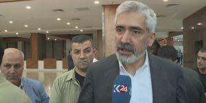 Ensarioğlu: Barzani Türkiye'deki Kürtler için de bir sembol