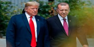 Erdogan bersiva peyama Trump da