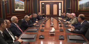 Barzani: Bağdat Kürtlere garanti vermeli