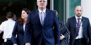 Avustralya Başbakanı'na Kudüs tepkisi