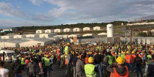 Tutuklu havalimanı işçilerinden 6'sı tahliye edildi