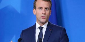 Macron: Kaşıkçı konusunda bildiklerimiz endişe verici