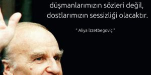 Aliya İzzetbegoviç Anısına