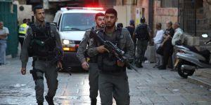 İşgal polisi Kudüs Valisi'ni gözaltına aldı