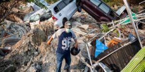 Endonezya'daki depremde ölü sayısı 2 bini geçti