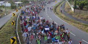 ABD, Orta Amerika ülkelerine yardımı durdurdu