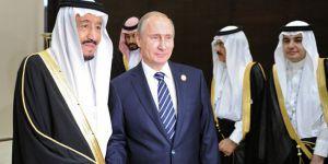 Putin ve Kral Selman'dan 'Kaşıkçı' görüşmesi