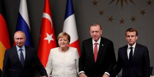 İstanbul zirvesi: Suriye'nin toprak bütünlüğünde hemfikiriz