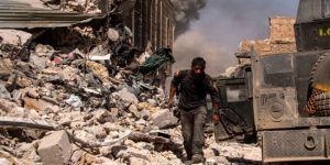 Musul'da patlamaya hazır bombalar bulundu