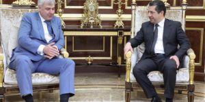 Barzani: Yeni Irak hükümeti olumlu