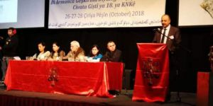Mahmuri'de Kürdistan Ulusal Kongresine Eleştiri