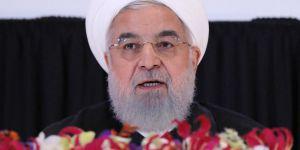 Ruhani: İran halkını zor aylar bekliyor