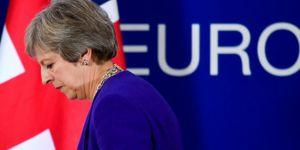 İngiltere ve Avrupa Birliği arasında geçici Brexit anlaşması