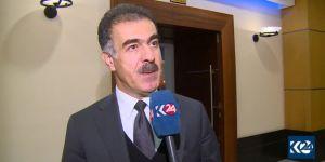 Dizeyi: Yaptırımlar Kürdistan'ı etkileyecek