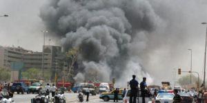Bağdat'ta patlamalar: 8 ölü, 16 yaralı