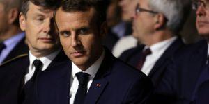Macron'dan Avrupa Birliği'ne ordu kurma çağrısı