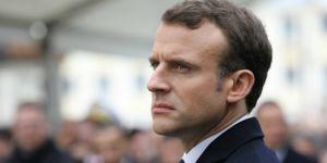 Macron'a suikast girişimi...