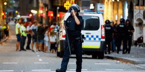 Barselona ve Madrid'de bomba alarmı