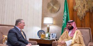 Selman: İran, Hizbullah ve Hamas Düşmanımızdır