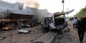Somali'deki intihar saldırısında ölü sayısı 23'e yükseldi