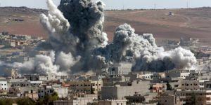 Suriye, BM'den koalisyonun hava saldırılarının araştırılmasını talep etti