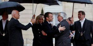 Birinci Dünya Savaşı'nın sona ermesinin 100. yıldönümünde liderler Paris'te buluştu