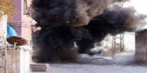 Li Şirnexê bombe teqiya: Kuştî û birîndar hene