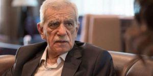 Ahmet Türk: Kılıçdaroğlu ile görüşmeye kimse adına gitmedim