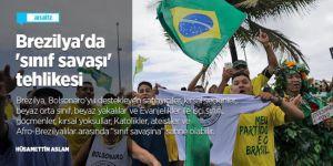 Brezilya'da 'sınıf savaşı' tehlikesi