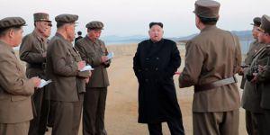 """Kuzey Kore'den """"ultra modern"""" silah denemesi"""