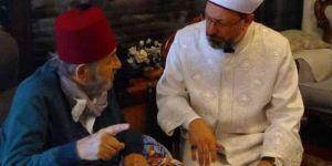 Erbaş'tan Mısıroğlu ziyareti açıklaması
