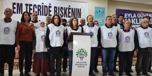 Diyarbakır'da 16 kişi açlık grevi başlattı