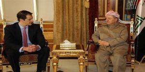 ABD'den Başkan Barzani'ye teşekkür