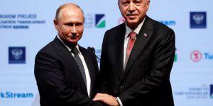 Putin: Projeye adını Erdoğan verdi