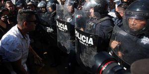 Meksika - ABD sınırında gerginlik