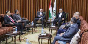 Fetih ve Hamas uzlaşı görüşmeleri yeniden başlıyor